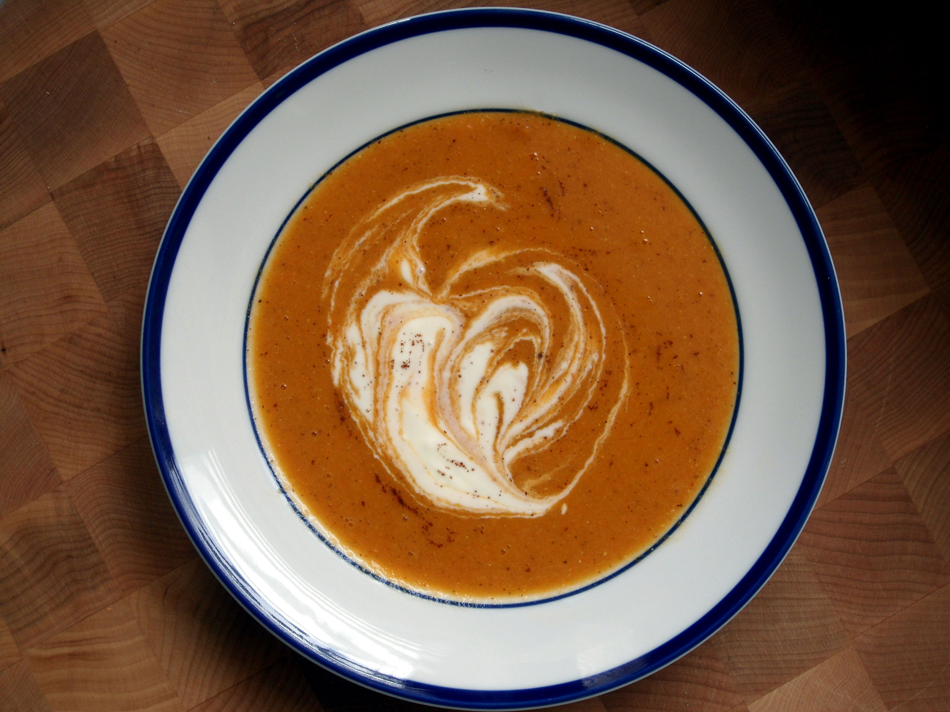 soup turkish red lentil soup with turkish red lentil soup with sumac ...