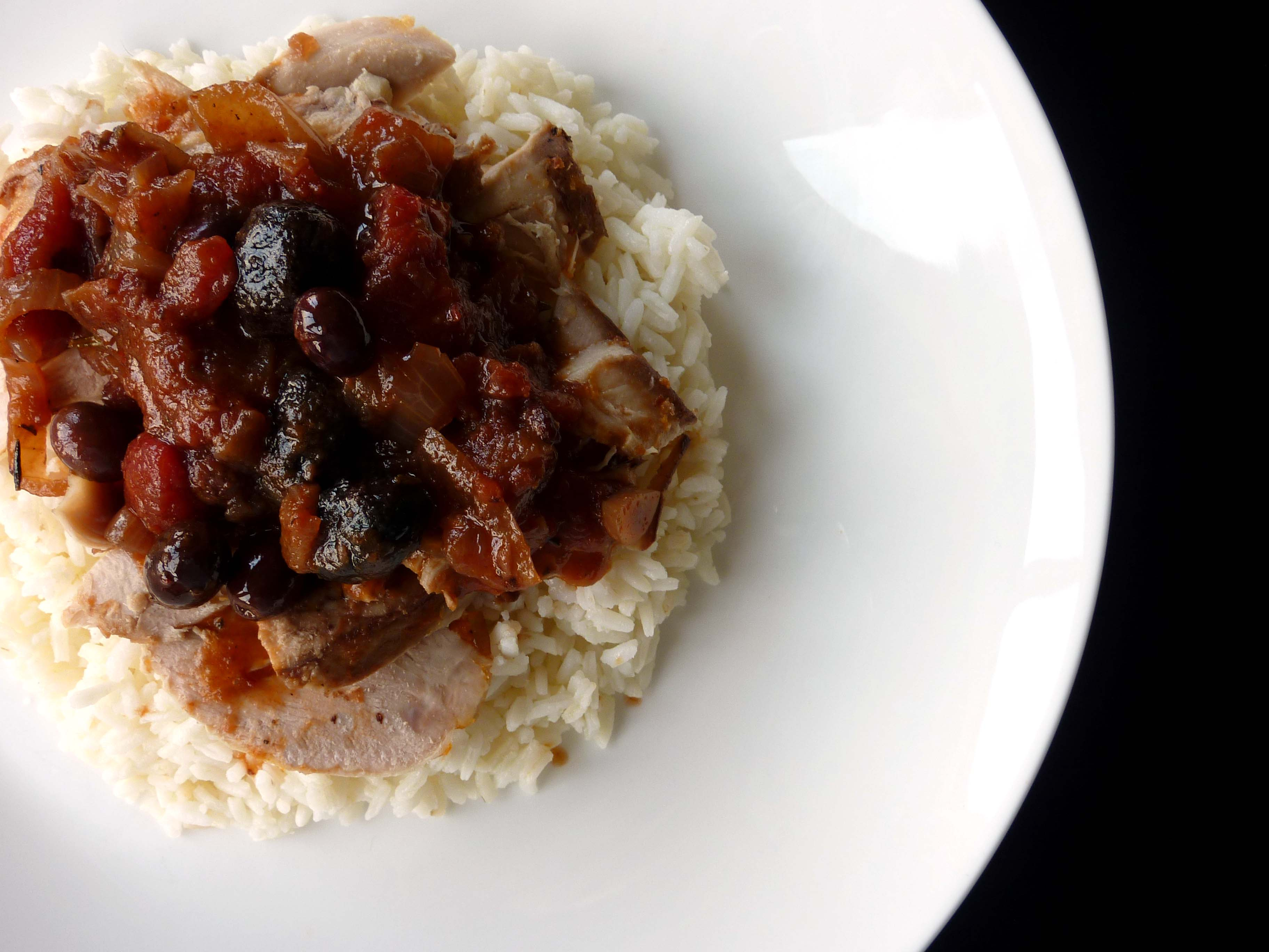 Braised Chicken With Tomatoes And Olives (Poulet Provencal) Recipes ...