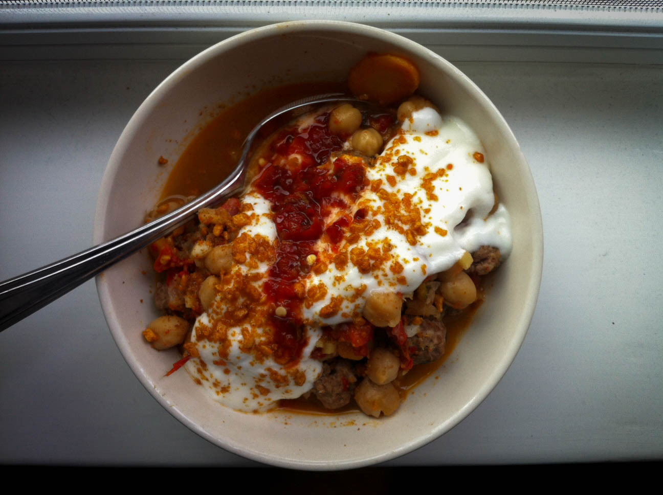 Spicy Buffalo Chickpea Stew |