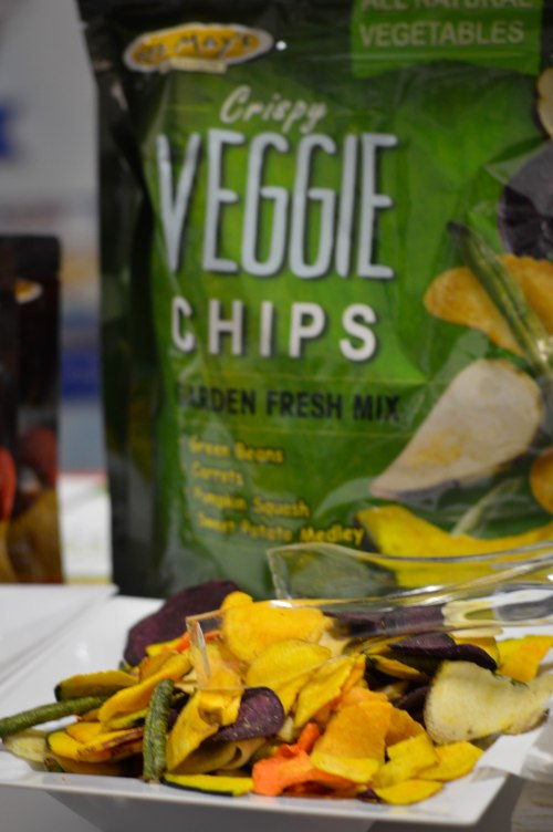 Mrs. May's Vacuum Fried Veggie Chips