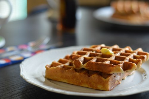 Cook's Illustrated Whole Wheat Waffles