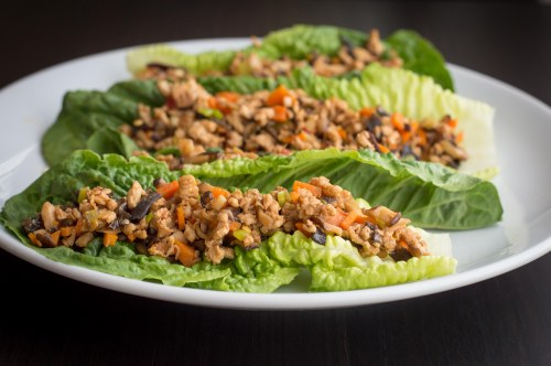 spicy-turkey-lettuce-boats