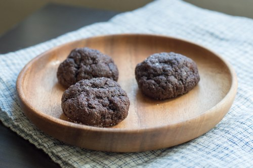 Among Friends Gluten Free Double Chocolate Cookies